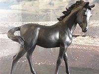 Mini foal (height  31 cm)